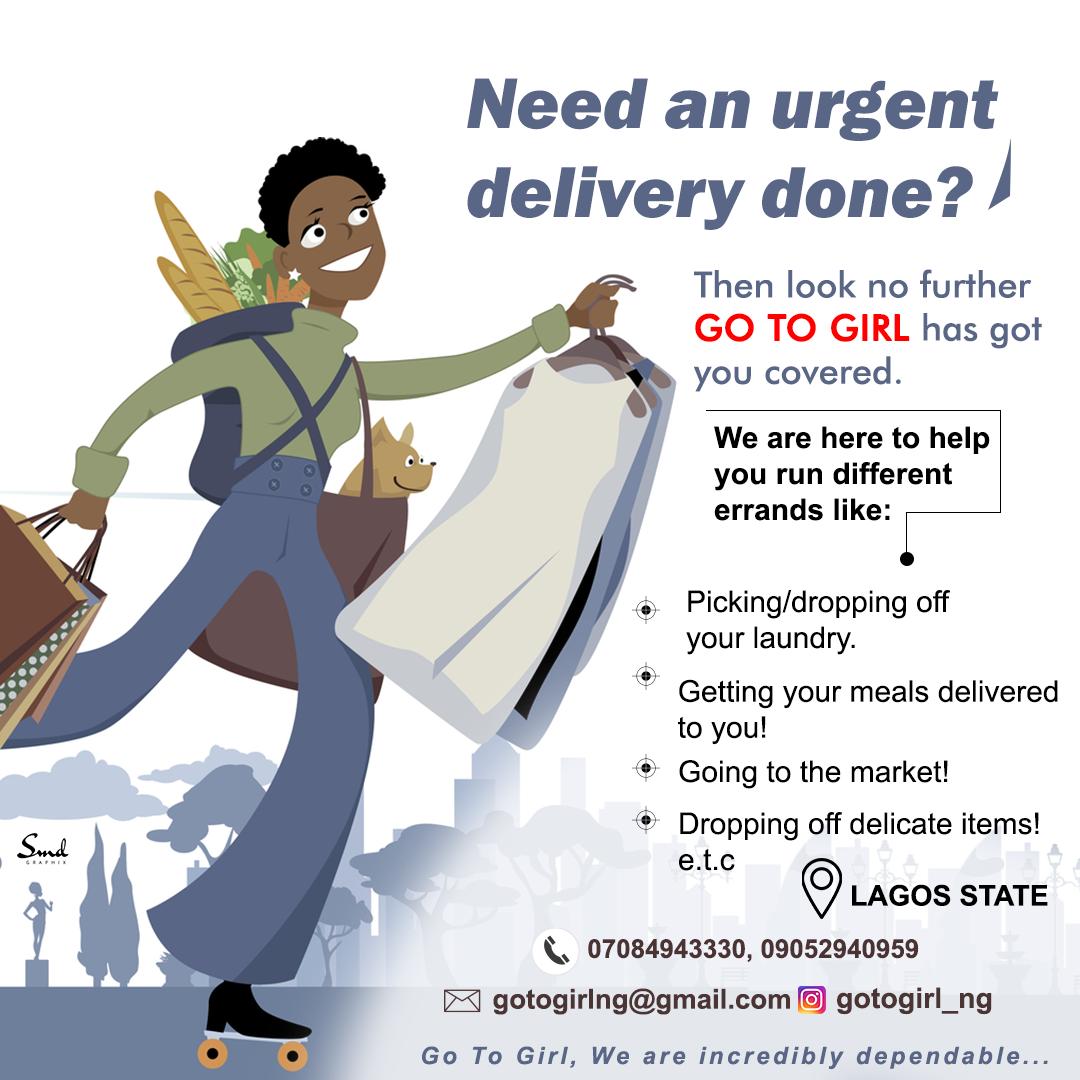 Goto-Girl Flyer