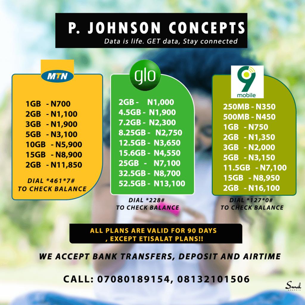 P-Johnson Concept