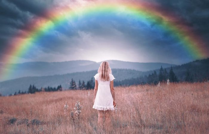 Add a Rainbow to an Image in Photoshop CC 2020