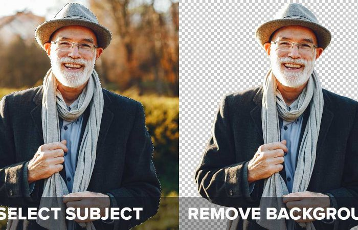 Select Subject vs Remove Background in Photoshop
