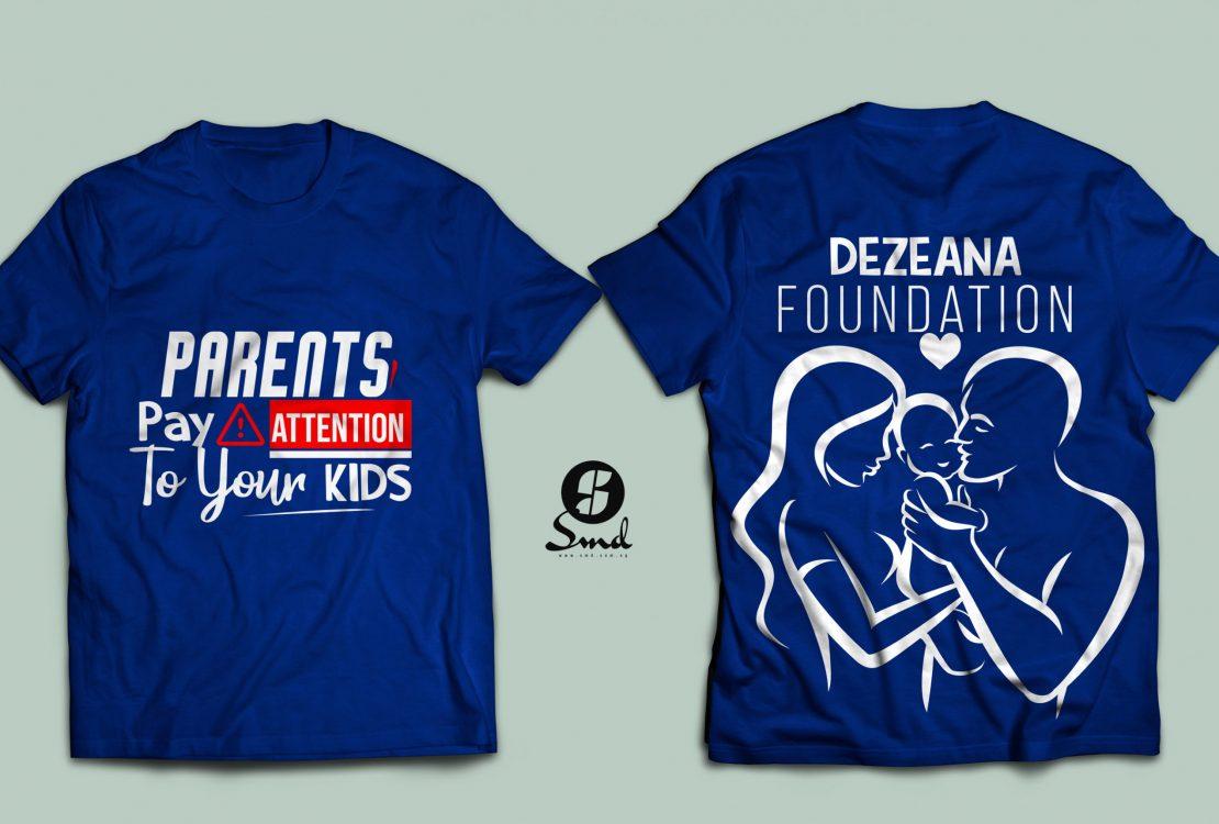 Dezeana Foundation Clothing