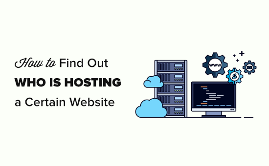 How to Find Out Who is Hosting a Certain Website (2 Ways)