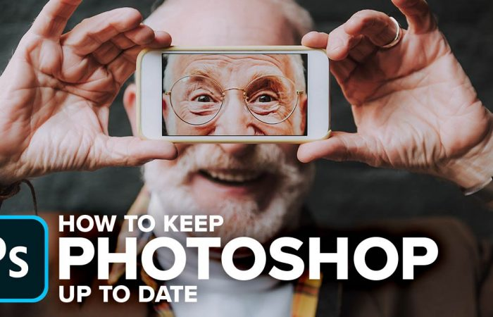 How to Keep Photoshop Always Up to Date